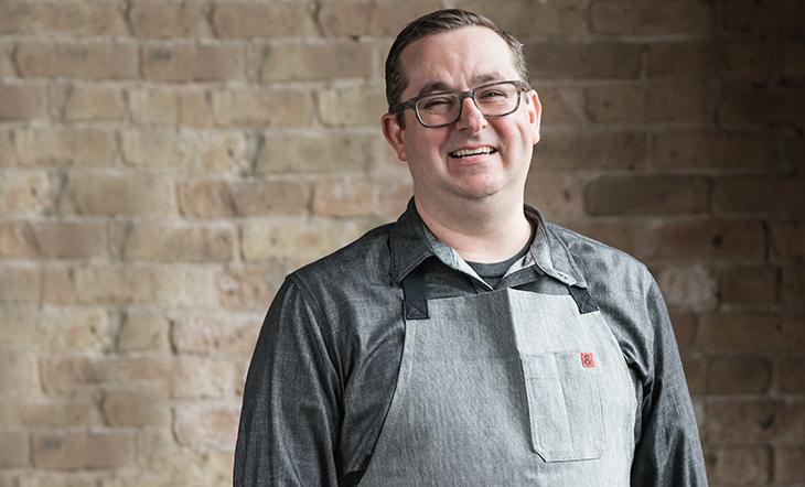 Host chef Todd Stein
